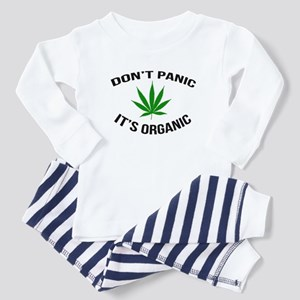Don't Panic It's Organic Pajamas