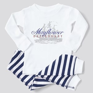 Mayflower Descendant - Toddler Pajamas