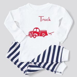 The Red Truck Toddler Pajamas