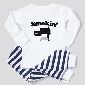 Smokin' - Barbecue Toddler Pajamas