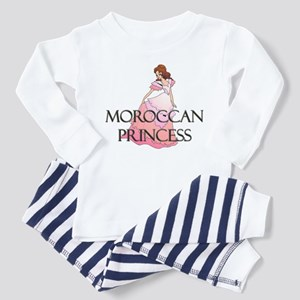 Moroccan Princess Toddler Pajamas