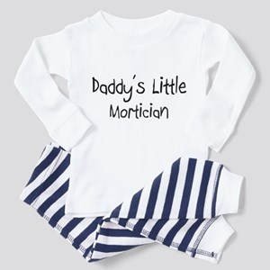 Daddy's Little Mortician Toddler Pajamas