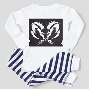 Ram Sign Toddler Pajamas