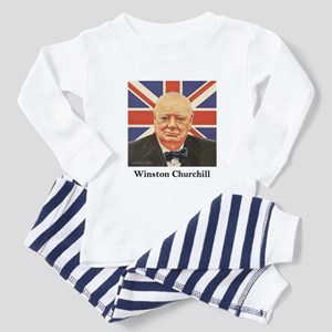"""Winston Churchill"" Toddler Pajamas"