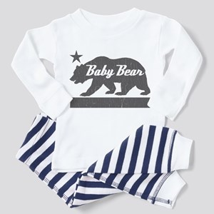 California Bear Family (BABY Bear) Pajamas