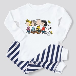 Peanuts Gang Toddler Pajamas