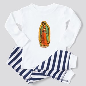 Mary - Virgin of Guadalupe  Toddler Pajamas