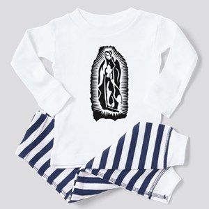 Virgin of Guadalupe Toddler Pajamas