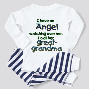 I HAVE AN ANGELGREAT Toddler Pajamas