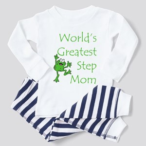 Greatest Stepmom Toddler Pajamas