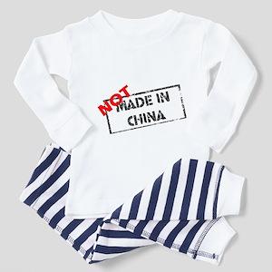 Import Export Toddler Pajamas - CafePress