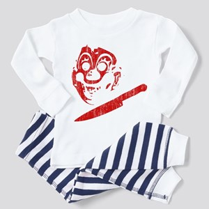 8ed47415e3ea4 Michael Myers Toddler Pajamas - CafePress