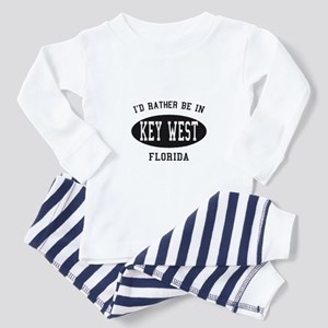 I'd Rather Be in Key West, Fl Toddler T-Shi