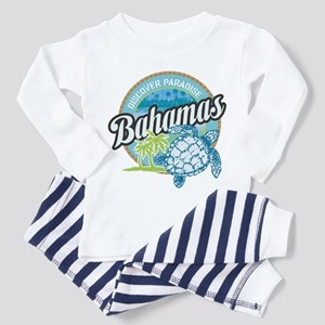 Bahamas Toddler Pajamas