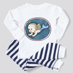 Mermaid -blonde Pajamas