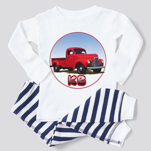 The KB pickup truck Toddler Pajamas