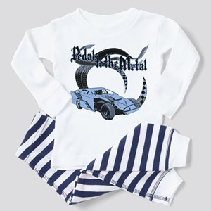 Dirt Modified - Blue Toddler Pajamas