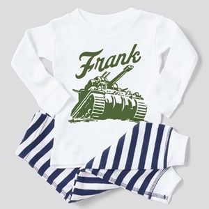 frank the Toddler Pajamas