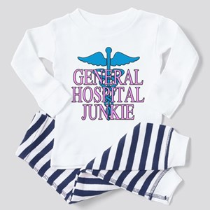 General Hospital Junkie Toddler Pajamas