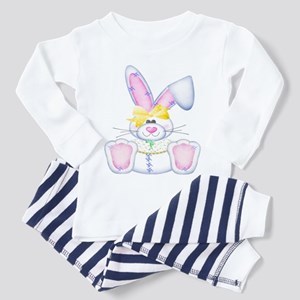 Honey Bunny Toddler Pajamas