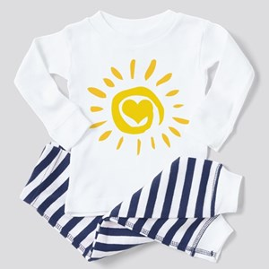 Sun Toddler Pajamas