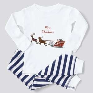 Santa Claus Toddler Pajamas