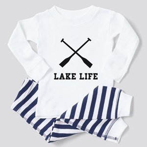 Lake Life Toddler Pajamas