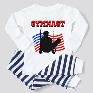 ALL AROUND GYMNAST Toddler Pajamas
