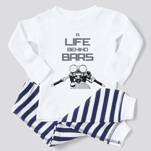 A Life Behind Bars Toddler Pajamas