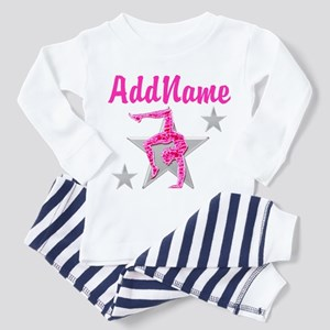 GORGEOUS GYMNAST Toddler Pajamas