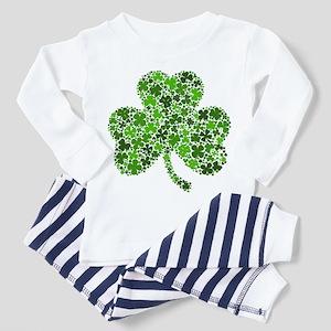 b92d04a0d St Patricks Day Toddler Pajamas - CafePress