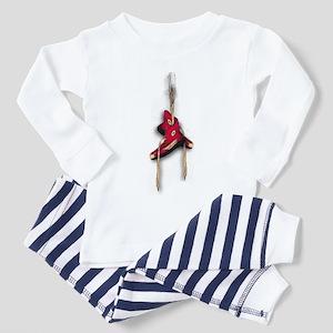 Red Shoes Toddler Pajamas