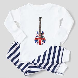 BRITISH INVASION Toddler Pajamas