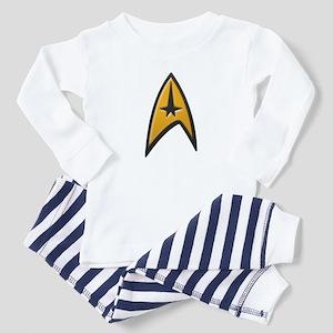 STAR TREK Classic INSIGNIA Toddler Pajamas