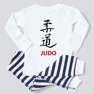 Judo Toddler Pajamas