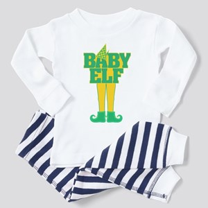 Baby Elf Toddler Pajamas