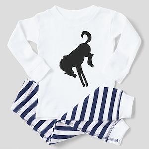 Buck n Bronco Toddler Pajamas