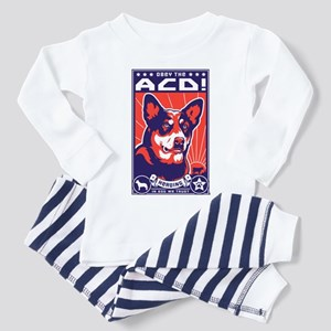Obey the ACD! Baby /Toddler Pajamas