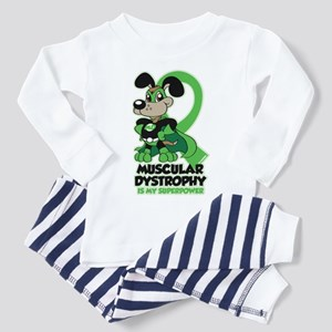 Muscular Dystrophy Superpower Toddler Pajamas