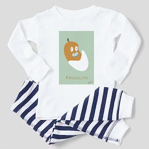 Baby Bean/ Frijolito Toddler Pajamas