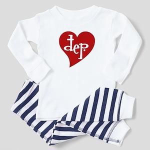 Beautiful/Handsome Toddler Pajamas