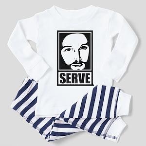 SERVE Toddler Pajamas
