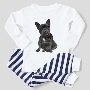 French Bulldog Puppy Portrait Toddler Pajamas