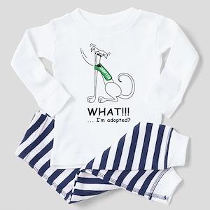 What? Toddler Pajamas