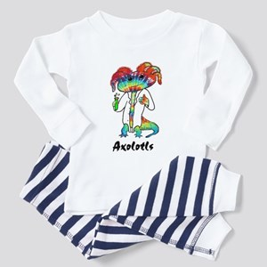 Axolotl Toddler Pajamas