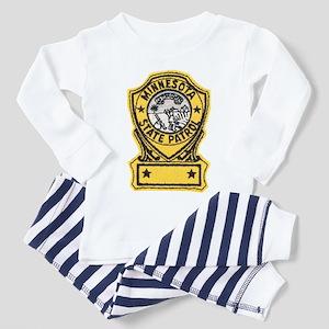 Minnesota State Patrol Toddler Pajamas