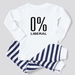 0% Liberal Toddler Pajamas