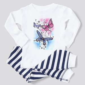 Butterfly Dreams Toddler Pajamas