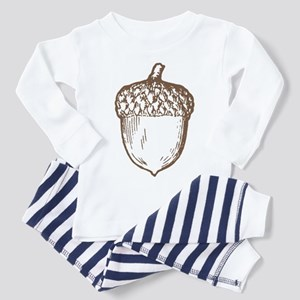 Acorn Toddler Pajamas