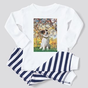 "Spring"" with a Jack Russell Toddler T-Shir"